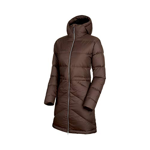 Mammut Damen Parka Fedoz In Hooded S Light Deer