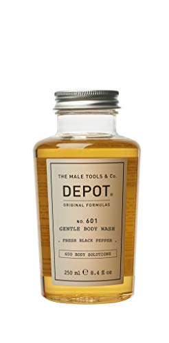 DEPOT no.601 Gentle Body Wash Fresh Black Pepper .250 ML