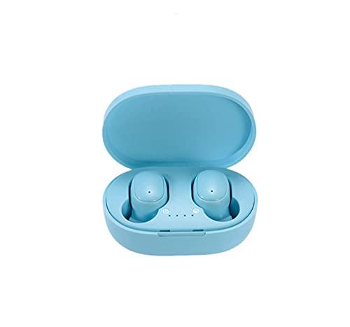Qingsm Auriculares inalámbricos Bluetooth auriculares estéreo Bass auriculares Bluetooth macaron auricular binaural auricular Bluetooth