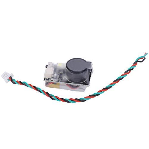 Drone Finder 110Db Zumbador Alarma Negro para Fpv Rc Drone Accesorio