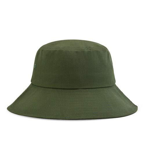 Bucket Fisherman Hat Masculino Otoño al aire libre sombra sombrero de sol casual transpirable para hombre gorra de verano masculino sombrero de sol de moda personalidad fresco guapo cuenca