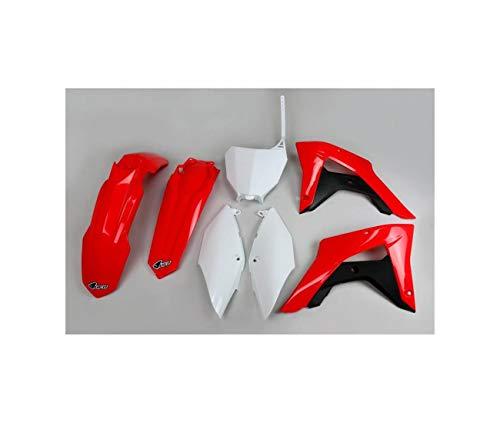 Compatible Con / Reemplazo Para Crf 450 Rx -17/20 - Kit de Plástico UFO OEM 78105799
