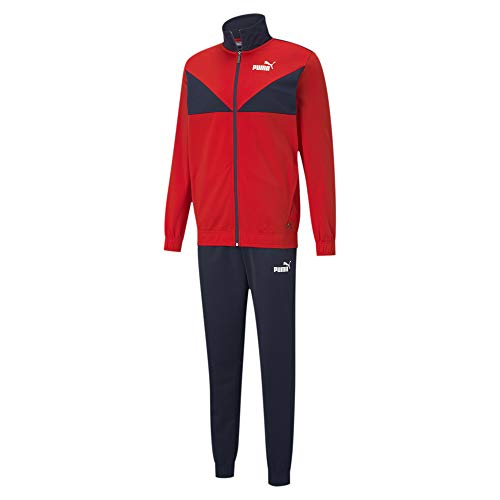 PUMA Chándal para hombre Classic Tricot Suit cl 585839 Peacoat XL