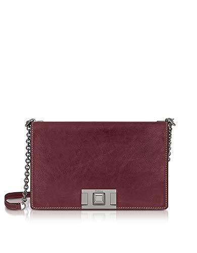 FURLA Luxury Fashion Donna 1021916 Bordeaux Borsa A Spalla | Autunno Inverno 19