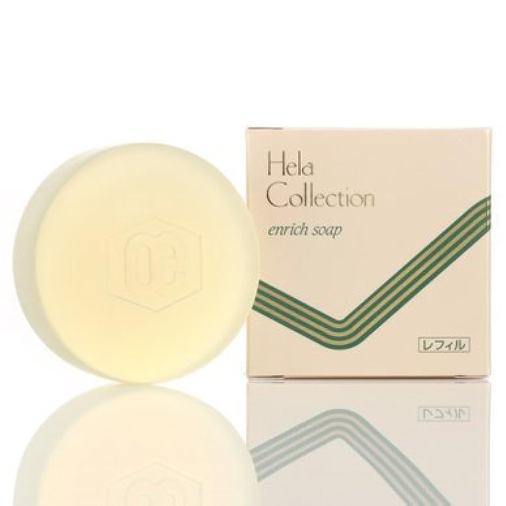第五ピック水銀の【大高酵素】ヘーラーコレクション エンリッチソープ レフィル 100g