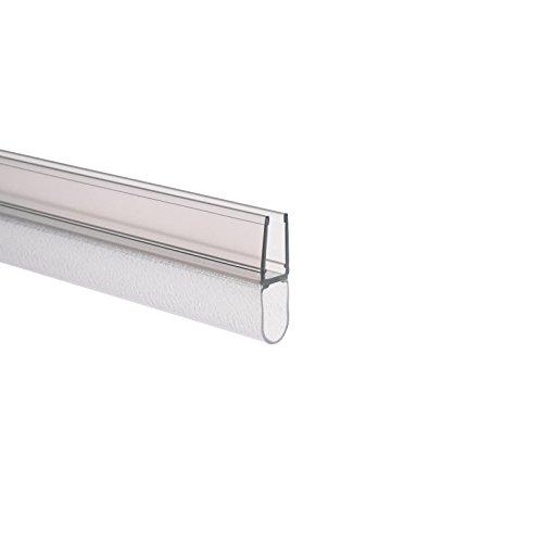 Schulte D2908 Dichtung für Duschabtrennung, transparent, 100 cm