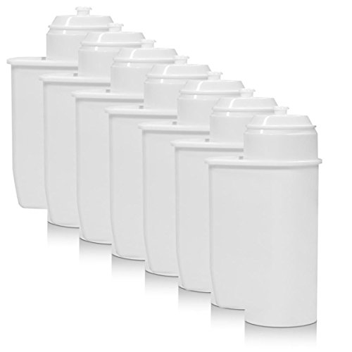 7x Bosch TCZ7003 waterfilter Brita Intenza voor koffieautomaten