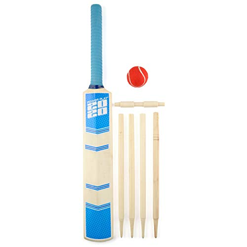 Toyrific Deluxe Cricket Set in Bag (Size 3)