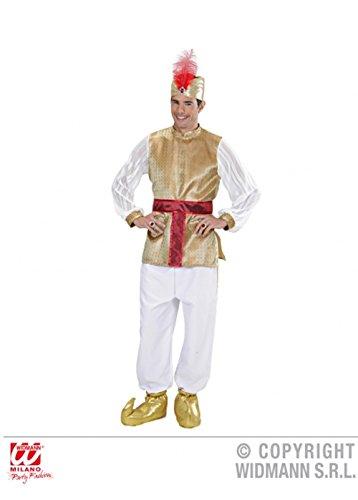 Disfraz de Sultán para Hombre Estilo Bollywood Medium (37-40