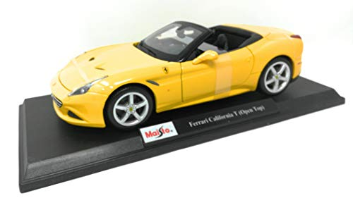 Ferrari California T Special Edition Maisto Diecast Model Gift Car 1:18 by Maisto