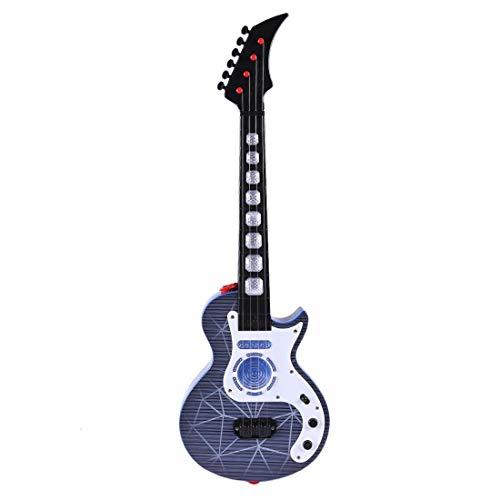 Instrumentos de cuerda para niños 4 cuerdas Música Guitarra eléctrica, niños Instrumentos...