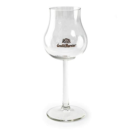 6 x GRAND MARNIER Gläser Original NEU Profi Qualität Rarität Tasting Gläser groß