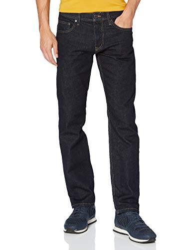 Esprit Herren 999EE2B803 Straight Jeans, 900/BLUE Rinse 06, 33W / 34L