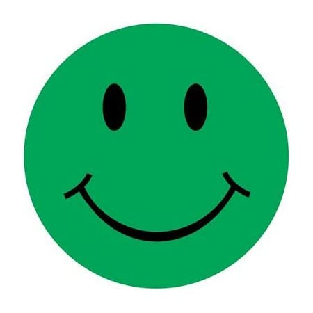 Fahnenmax Autoaufkleber Sticker Eule Grün Aufkleber Auto