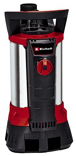 Einhell Pompe d'évacuation pour eaux chargées Aquasensor GE-DP 7935 N-A ECO (790 W,Technologie Aqua Sensor, Joint thorique haut de...