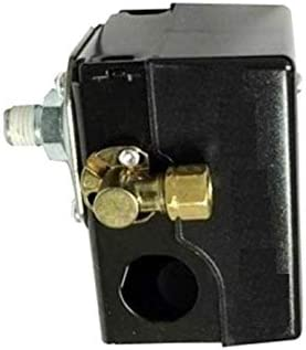 Top 10 Best air compressor pressure switch for craftsman compressor