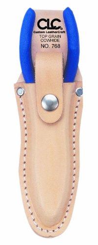 CLC Custom Leathercraft 768 Deluxe Plier Holder, Tan