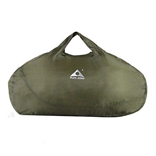 Goddessvan Crossbody Unisex Outdoor Folding Handbag Skin Pack Ultra Light Portable Sports Bag Shoulder Bags Army Green