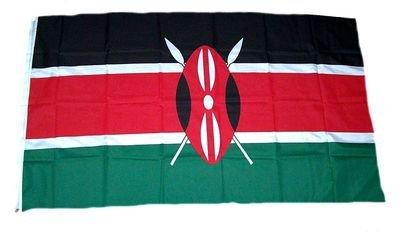 Fahne / Flagge Kenia NEU 90 x 150 cm Flaggen