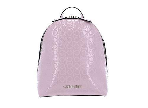 Calvin Klein CK Must EM Backpack Silver Pink