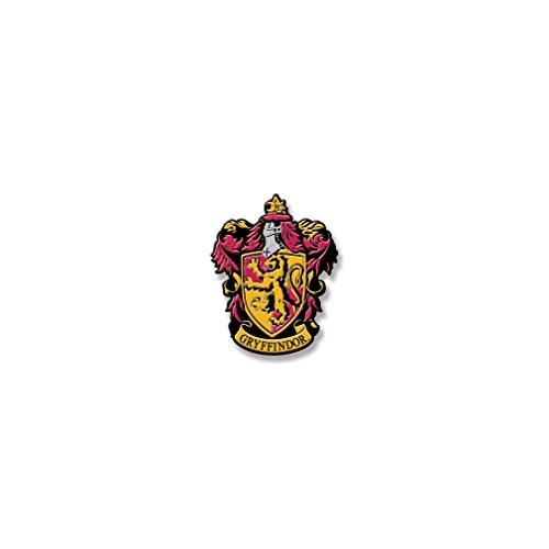 """Ata-Boy Harry Potter Gryffindor Crest 3/4"""" Full Color Enamel Pin"""