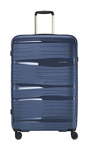 Maleta de Viaje Ligera, Resistente y fácil de Transportar con 4 Ruedas y Carcasa Dura en 4 Colores