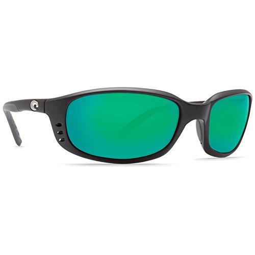 Costa Del Mar Brine Sunglasses, Black, Green...