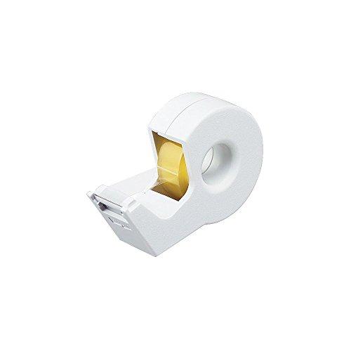 コクヨ テープカッター カルカット 白 ハンディタイプ小巻き 白 T-SM300W 【まとめ買い5個セット】