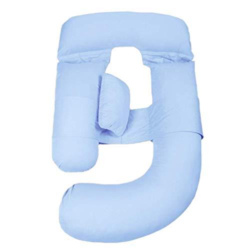 SYue Schwangerschaftskissen Mutterschafts- / Fibromyalgie-Hilfskissen Stillkissen lindern Müdigkeit/Unterstützung