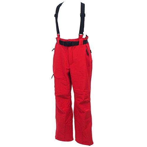 SD Best selection - Unosofty Rouge skipant jr - Pantalon de Ski Surf - Rouge - Taille 16ans