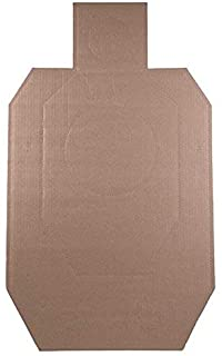 Official licensed IDPA competition Torso Target used for all IDPA shooting matches Size: 18 1/4 x 30 3/4
