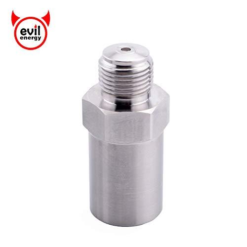 EVIL ENERGY Diesel Rail Fuel Plug Valve Compatible with 2001-2004 Chevy GMC 6.6L LB7 Duramax