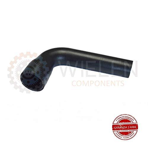 CONSISTENTE CON R E N A U L T Laguna III 2.0 DCI Manguito Intercooler Tubo Turbo Aire 144607906 144607906R 144607746R 8200537135