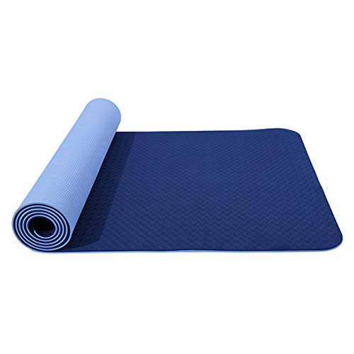 MIZUAN Yoga mat Non Slip Yoga mats for Women and Men Thick Workout mat with Bags and Carriers,Thick Exercise mats for Home 72'x 26' Thickness 1/3' for Yoga, Pilates and Floor Exercises