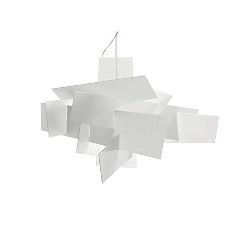 FOSCARINI - Lampe de suspension Foscarini Big Bang SP Halo - Blanc
