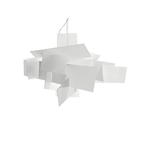 FOSCARINI - Lampe à suspension Foscarini Big Bang LED - Blanc