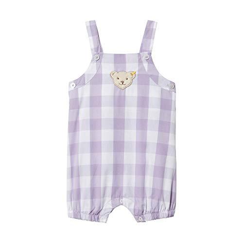 Steiff Baby-Mädchen Einteiler Spieler, Violett (Pastel Lilac 7008), 68