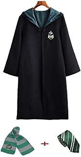 FUSSUF Manto de Halloween Disfraces de Gryffindor Slytherin ...