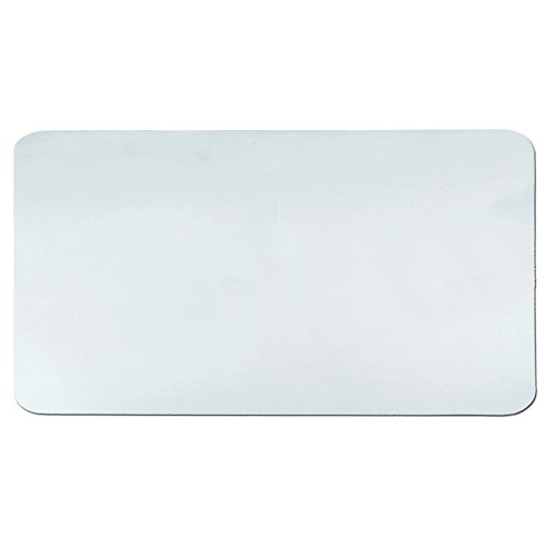 Artistic Clear Antimicrobial Desk Pad Or...