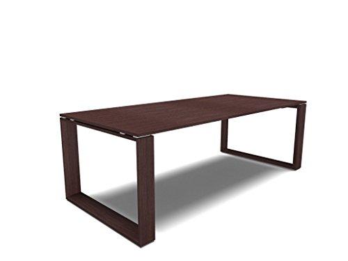 Schreibtisch ARCHE, Design Büromöbel, Chefschreibtisch, Chefbüro, italienische Designermöbel