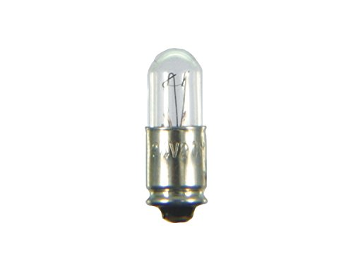 S+H Glühlampe T1 3/4 5,7x15,87mm MG 28 Volt 40mA Röhrenfom