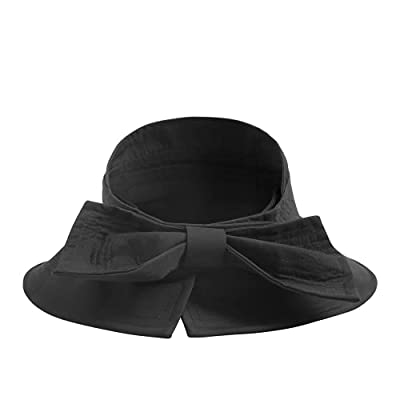 Amazon - 45% Off on Sun Visor Hat for Women, Wide Brim Beach Hats for Women Golf Hat