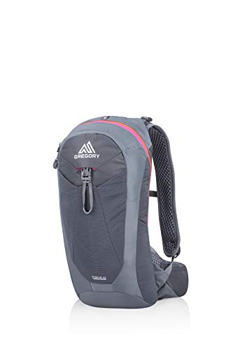 Gregory Damen Maya Backpack Rucksack, Grau (Mercury Grey), Einheitsgröße