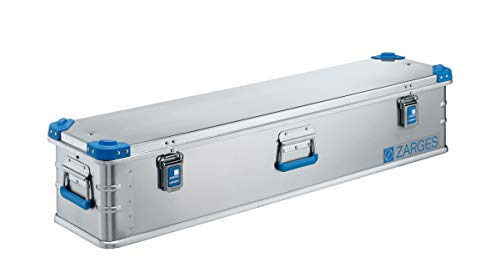 Zarges 40710 Alu-Eurobox 63l IM: 1150x250x220mm
