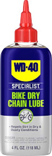 WD-40 Bike wet chain lube