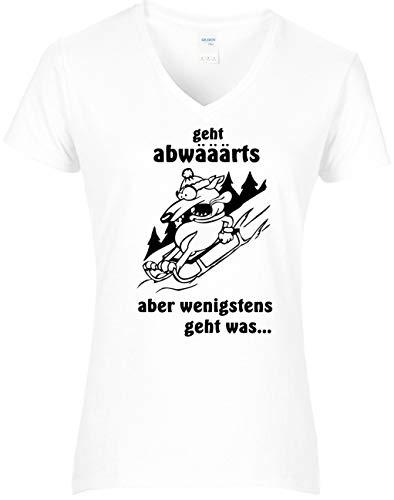 Blingelingshirts shirt slee of rodels gaat achterwaarts maar ten minste gaat wat sarkasmus galgenhumor