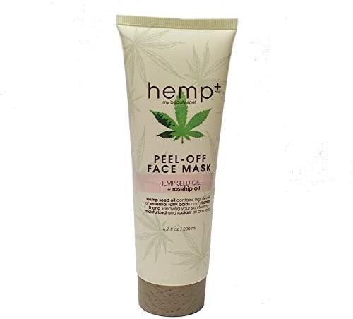 Hemp Plus Peel Off Face Mask Hemp Seed Oil Rosehip Oil 6 7oz product image