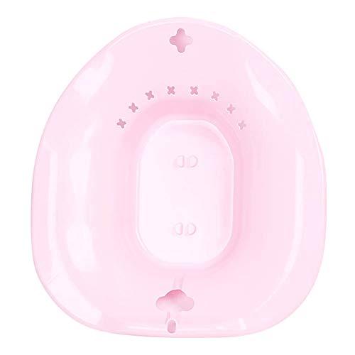 Gutyan Bidet Bidetbecken Sitzbad Sitzbecken Sitzwanne Einsatz-Bidet, Kunststoff Toilette Perineale Einweichbad, Vermeiden Sie Hocken zur Hämorrhoidenlinderung, Für Schwangere