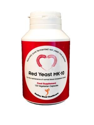 Red Yeast MK-10 (Red Yeast Rice Powder)