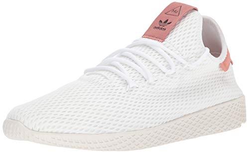 adidas Originals Pharrell Williams Human Race White/White/Raw 7.5 D US D (M) - Zapatillas de Deporte para Hombre